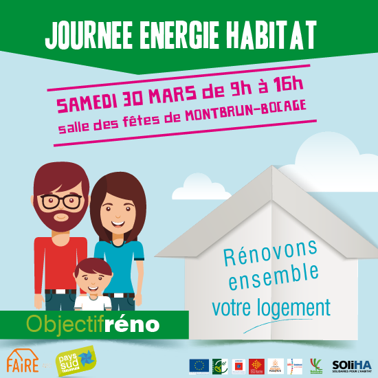 Journée Habitat Energie Volvestre