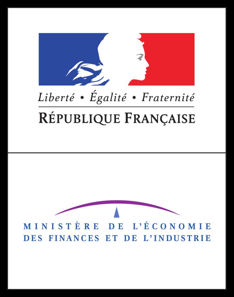 logo ministère de l'économie des finances et de l'industrie