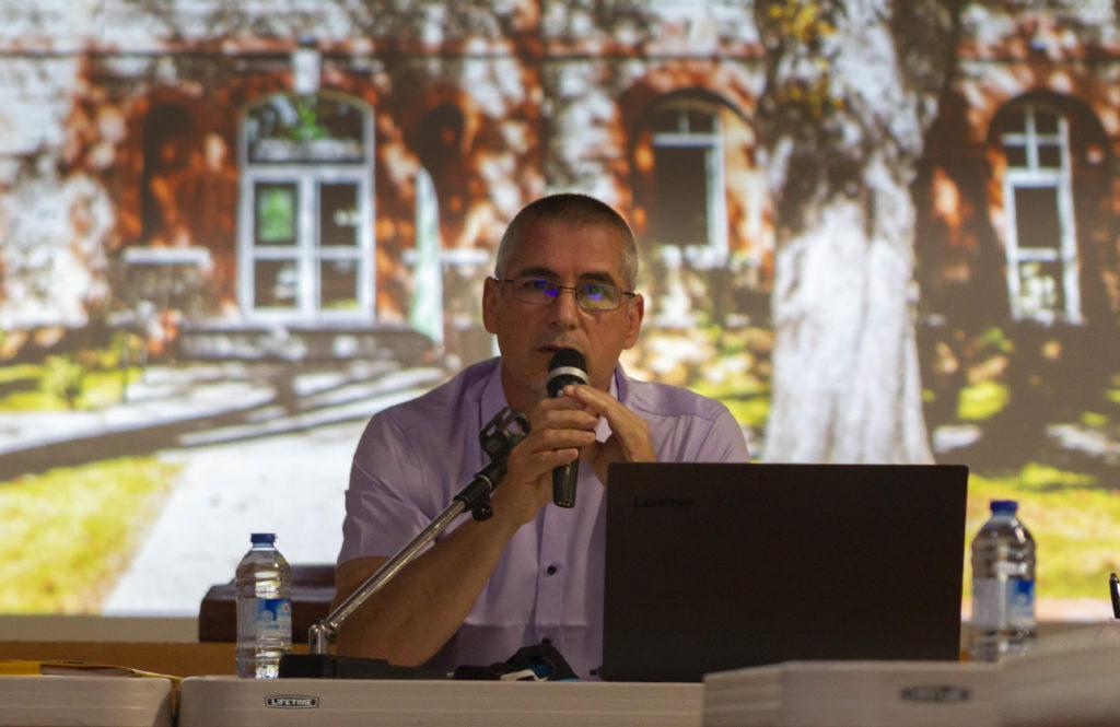 Denis Turrel Président de la CCV